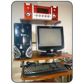 Amd Sempron Con Monitor, Teclado Y Mouse. Favor Leer Abajo.