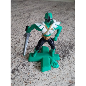 Brinquedos Power Ranger Mc Donalds