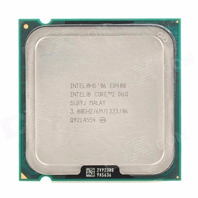Procesador Intel Core 2 Duo E8400