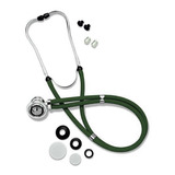 Estetoscopio Rappaport C/ Acessórios Supermedy Verde