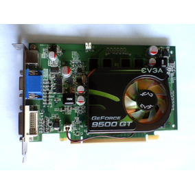 Tarjeta De Video Geforce 9500gt 1gb Ddr2