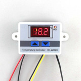 Controlador De Temperatura Termómetro Termostatoincubadora