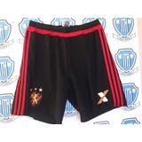 Sport Recife Bermuda Short Calção adidas De Jogo M Sem Uso 8565985f61569