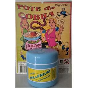 Lata Que Pula Cobra - Creme De Beleza - Muito Engraçado