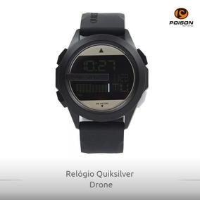 Relogio Quiksilver Digital - Relógios De Pulso no Mercado Livre Brasil c678103562