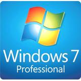 Dvd Windows 7 Pro [licencia De Por Vida]