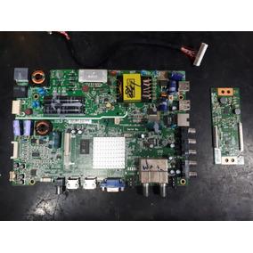 Placa Principal Semp Toshiba Dl3278i(a) + Placa T Con Tcon