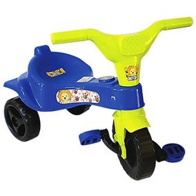 Triciclo Infantil Azul Omotcha Triciclo Infantil