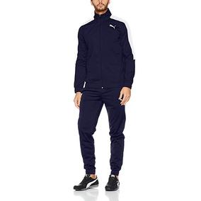 Agasalho Puma Classic Suit Masculino 59484006 - P - Azul