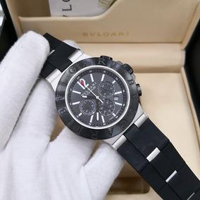 8e215160b5801 Relogio Bvlgari Titanium Original - Relógios no Mercado Livre Brasil