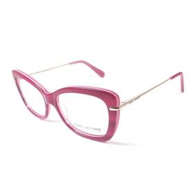 Oculos Sem Grau Feminino - Óculos Armações Vermelho no Mercado Livre ... 9997699f2d