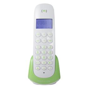 Telefone Motorola Moto700g S/ Fio Digital Id. Chamadas Verde
