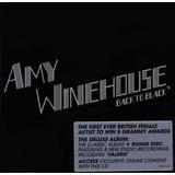 Amy Winehouse Back To Black Deluxe 2 Cd Nuevo Oferta Sellado