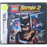 Lego Batman 2 Para Nintendo Ds Play Magic