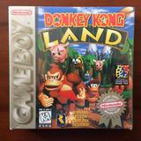 Donkey Kong Land - Nintendo Game Boy (1995)