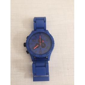 fe694edcc6d Relogio Nixon Azul - Relógios no Mercado Livre Brasil