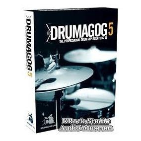 Drumagog 5 Platinum 5.21 (vst, Aax Windows