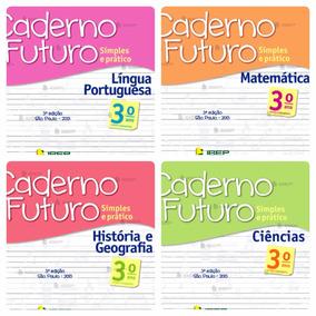 Coleção Caderno Do Futuro 3 Ano Do Aluno
