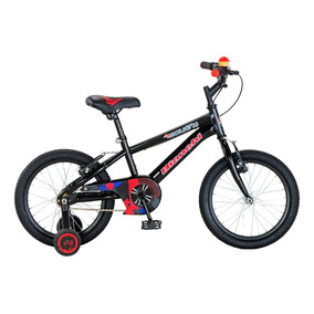 Bicicleta Bianchi Goliat Aro 16 Negra