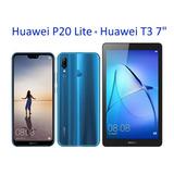 Huawei P20 Lite + Tablet Huawei T3 7 + Regalo Garantia 1 Año