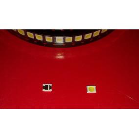 Led 6v 2835 - Para Tv Semp Toshiba - Kit Com 50 Leds