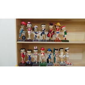 Coleção Bonecas Betty Boop Salvat Tenho Várias Valor Unita!