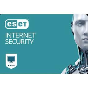Eset Internet Security V12 2019 Para 2 Pcs 2 Anos Oferta
