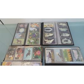 Tck Coleção De 800 Cartões Telefônicos Séries E Diversos