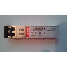 Modulo Transceiver Fibra Optica Wtd 2 Km Router