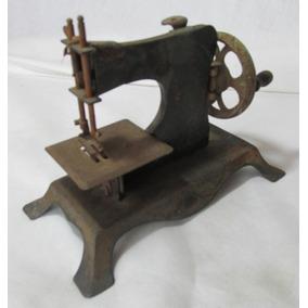 Antiguo Juguete Maquina De Coser,casige Alemana,restaurar#l