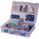 Starter Kit Arduino Uno Made In Italy 150 Pcs