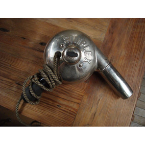 Antiguo Secador De Pelo De Diseño Retro. Art 5099