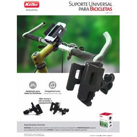 Suporte Universal Para Gps Celulares 360º Bike E Moto