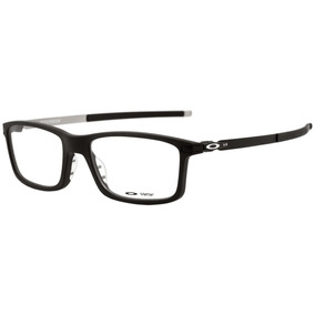 0fe326b93c Óculos De Grau Oakley Satin Black 8027 0153 - Óculos no Mercado ...