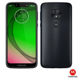 Moto G7 Play Índigo Motorola 5,7 , 4g, 32gb, 13mp - Xt1952-2