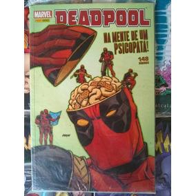 Deadpool Vol. 1 Lombada Quadrada