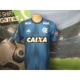 Camisa 3 Do Flamengo Usada Pelo Réver No Brasileiro 2018