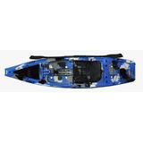 Caiaque Milha Nautica Cast Com Power Drive System - Azul