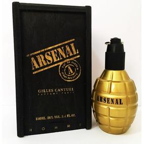 Perfume Gilles Cantuel Arsenal Gold 100ml Original