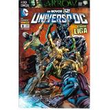 Universo Dc Nº 8 Os Novos 52 Jan/2012 - A Outra Liga Bb