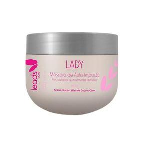 Leads Care Lady - Máscara De Alto Impacto 300g