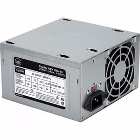 4 Fontes Atx 450w Nominal 200w Real Computador Pc