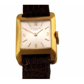 Relógio De Pulso Patek Philippe Feminino Ouro Dec 40 J19984