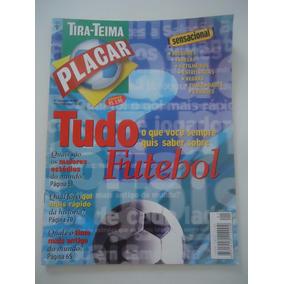 b7b093c213 Revista Placar Tira Teima Curiosidades Do Futebol Nov 97 - Revistas ...