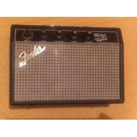 Mini Amplificador Fender Para Guitarra