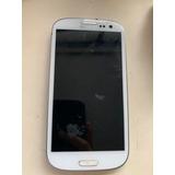 Celular Smartphone Galaxy S3 Para Retirada De Peças