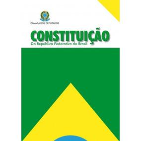 Constituição Federal Brasileira Emenda Nº 99 2018 Livro