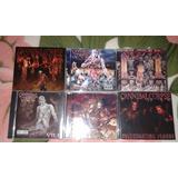 Coleccion De Discos Cannibal Corpse