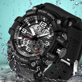 aab8f9bdd777 Reloj Militar Sanda - Relojes Pulsera en Mercado Libre Chile