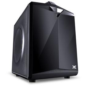 Gabinete Vx Gaming Cube Micro Atx/mini Itx Vinik Preto